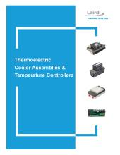 Thermoelectric Cooler Assemblies Catalog