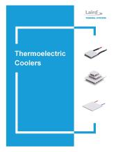 Thermoelectric-Coolers-Catalog